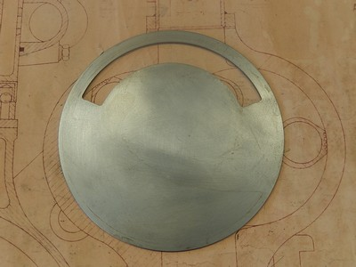 Shock Absorber Cover Plate